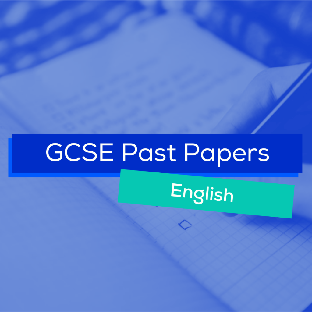 Free GCSE Past Papers English 1024x1024