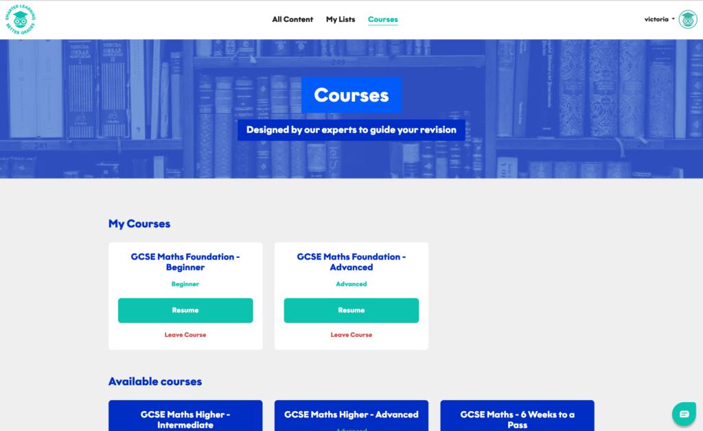 GCSE FOUNDATION MATHS COURSES ONLINE 1024x628