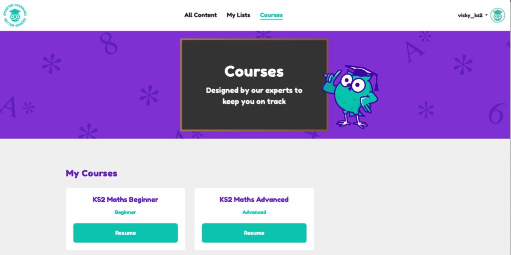 KS2 Maths Course 1024x512