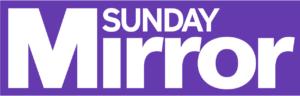 Sunday Mirror 300x96