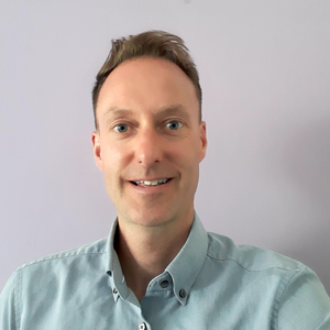 photo of a key stage 2 tutor David P.